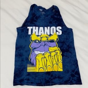 Marvel Thanos Tank Top from Hot Topic